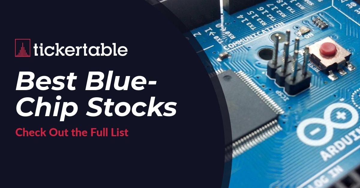 Best Blue-Chip Stocks