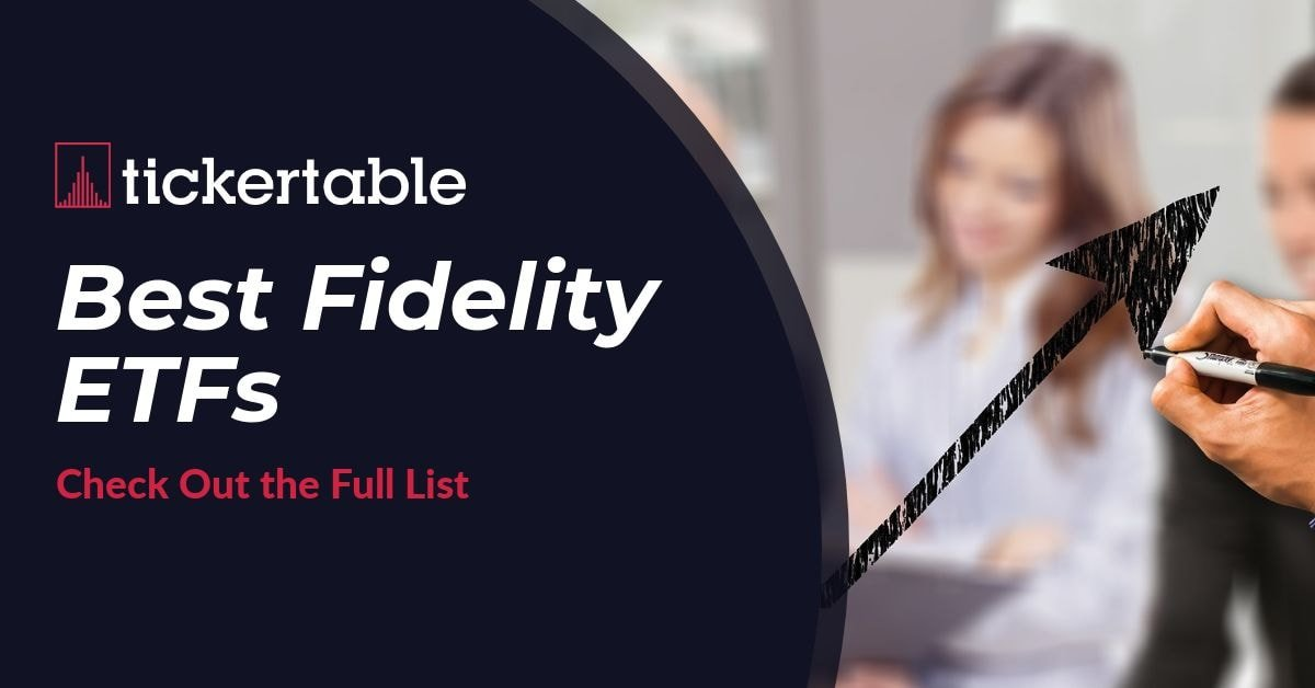 Best Fidelity ETFs