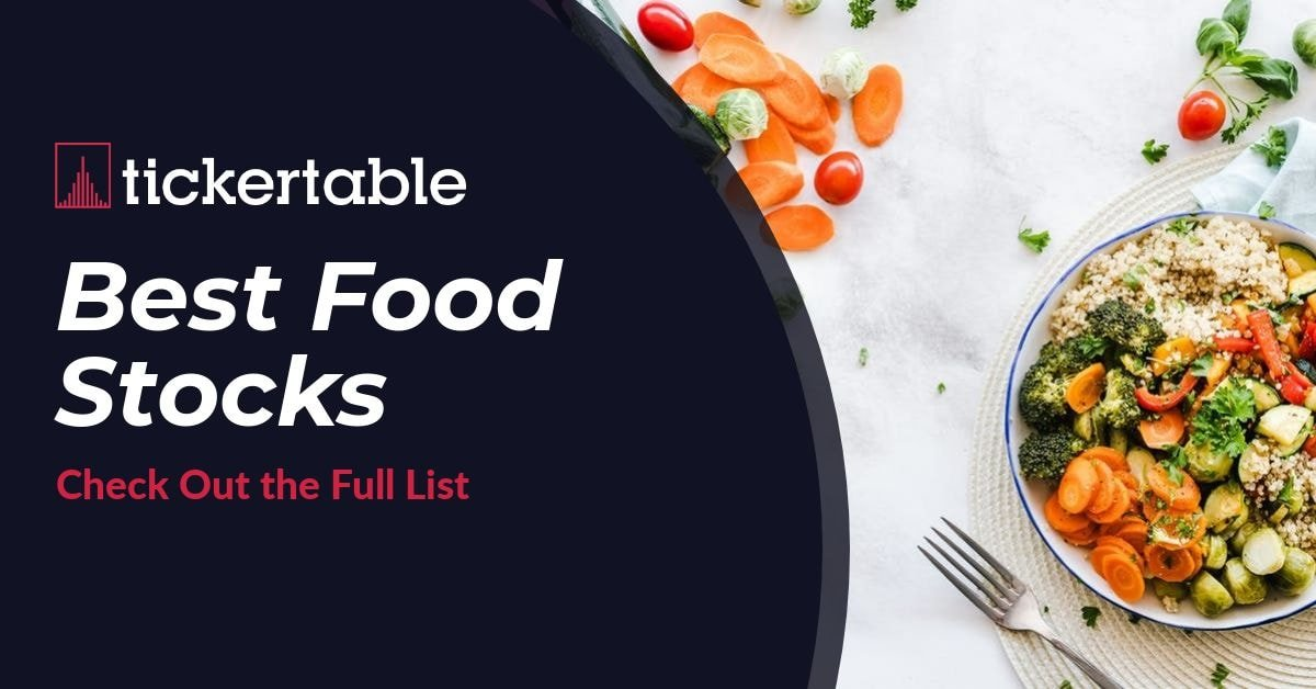 Best Food Stocks