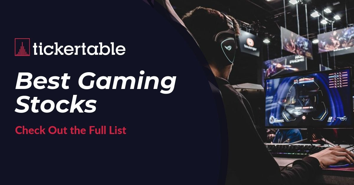 Best Gaming Stocks