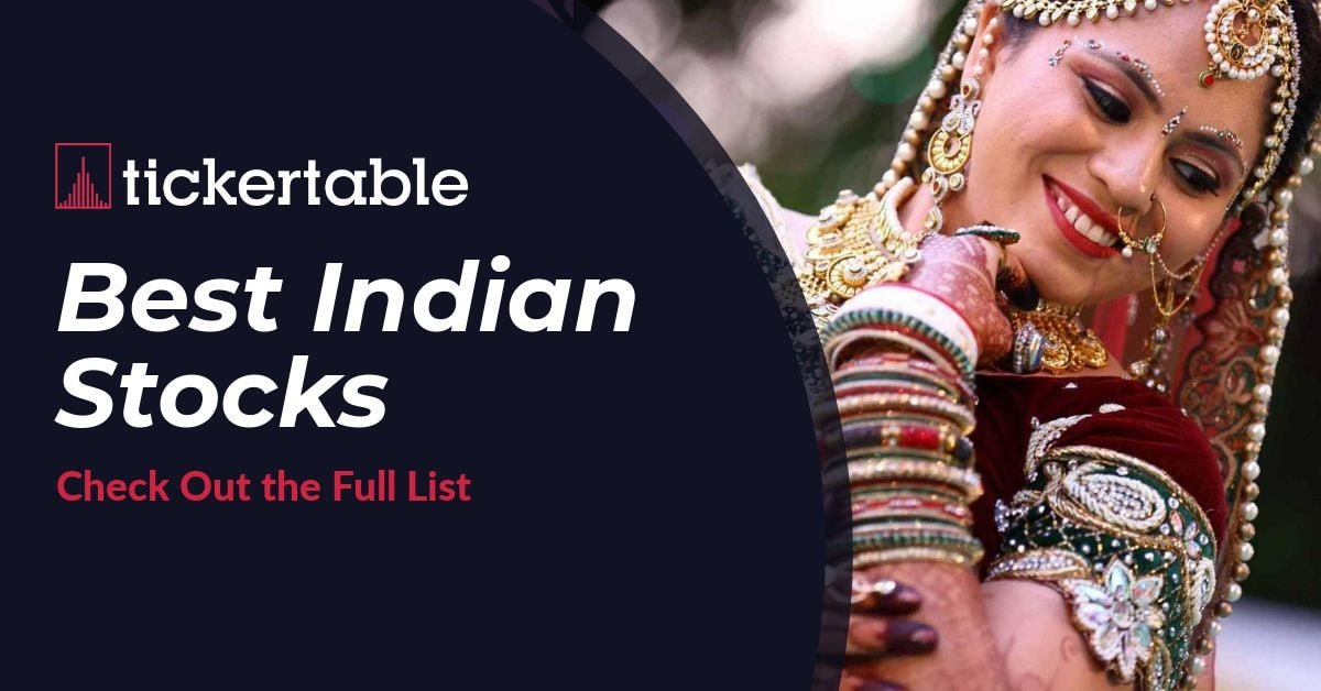 Best Indian Stocks