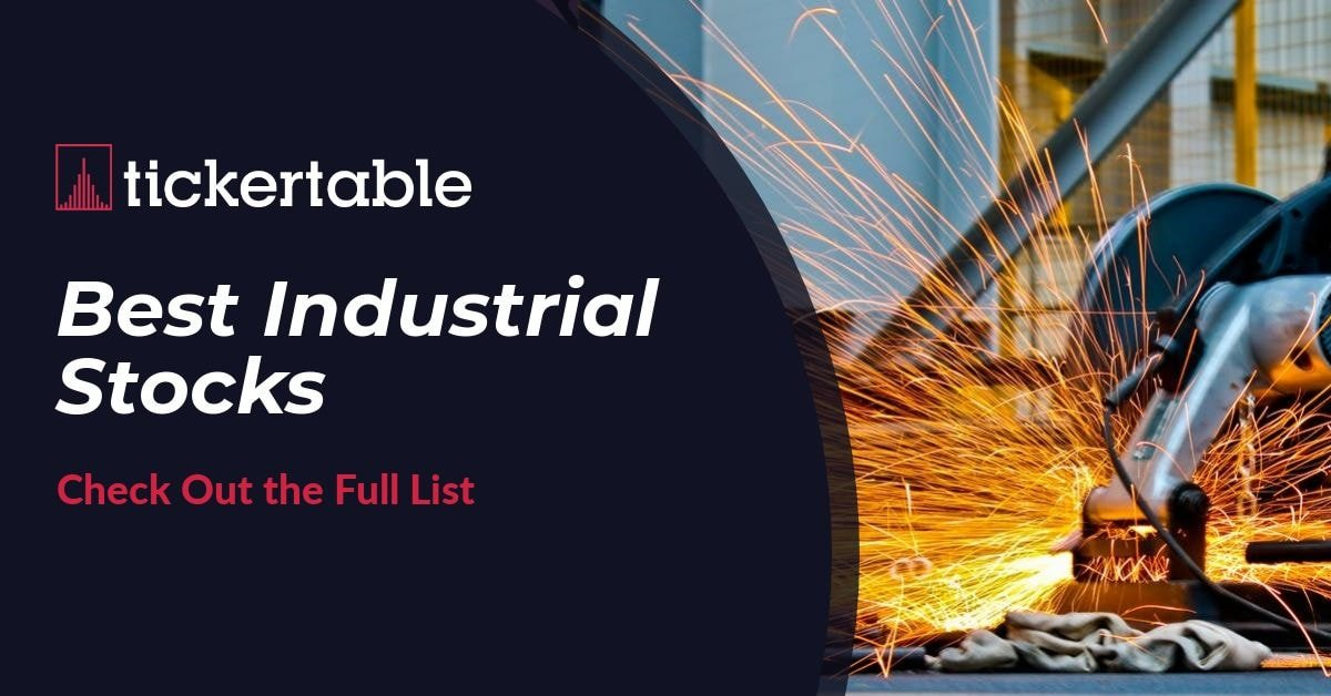 Best Industrial Stocks