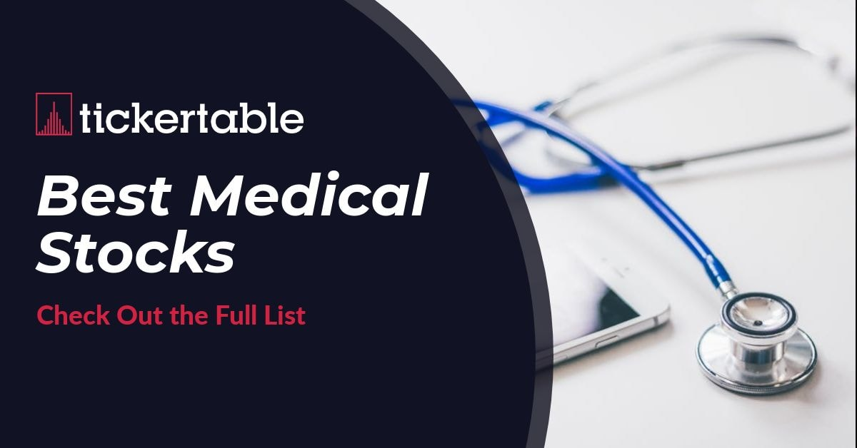 Best Medical Stocks