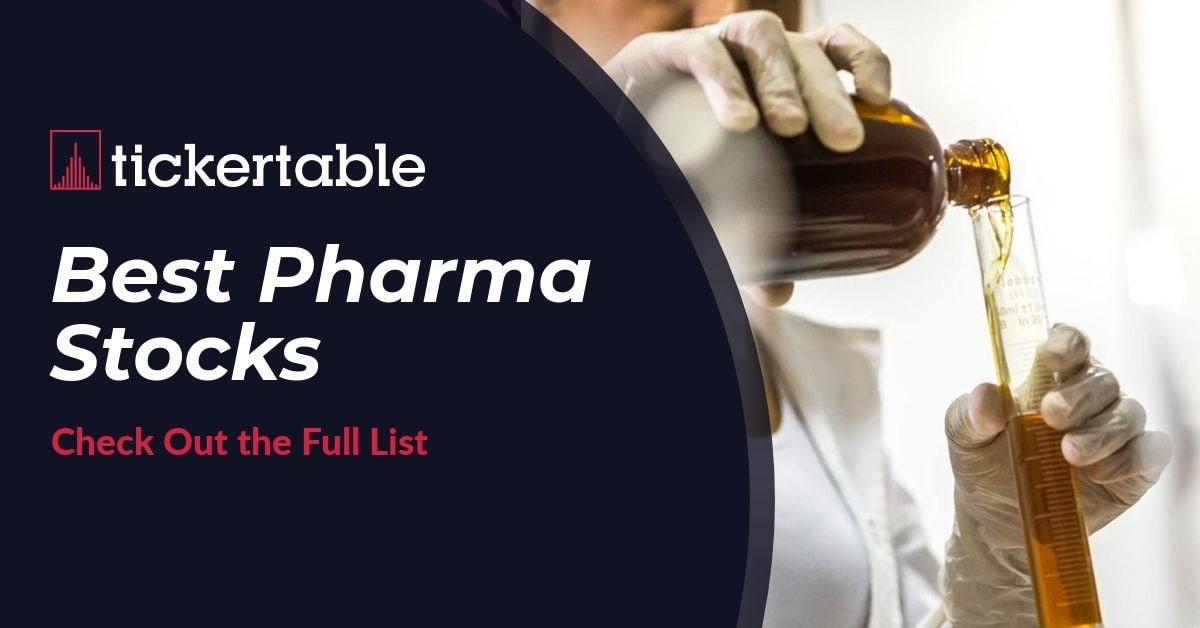Best Pharma Stocks