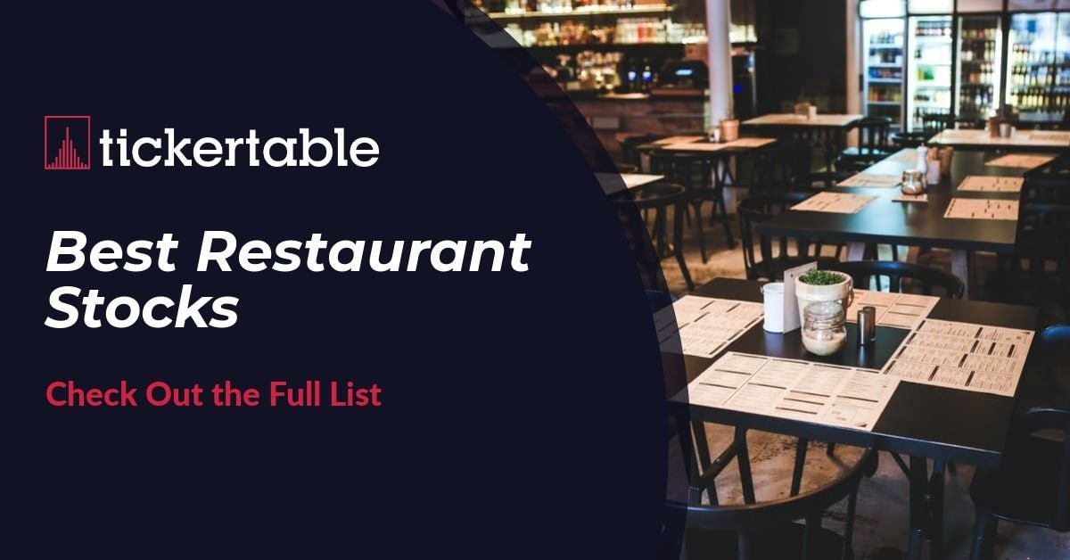 Best Restaurant Stocks