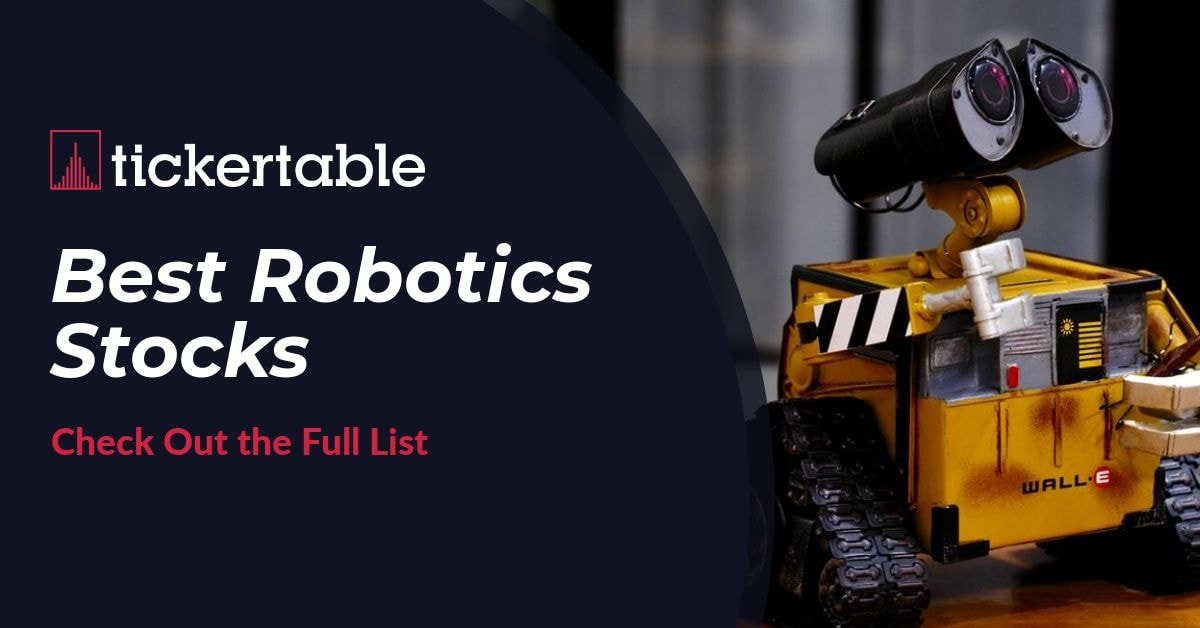 Best Robotics Stocks