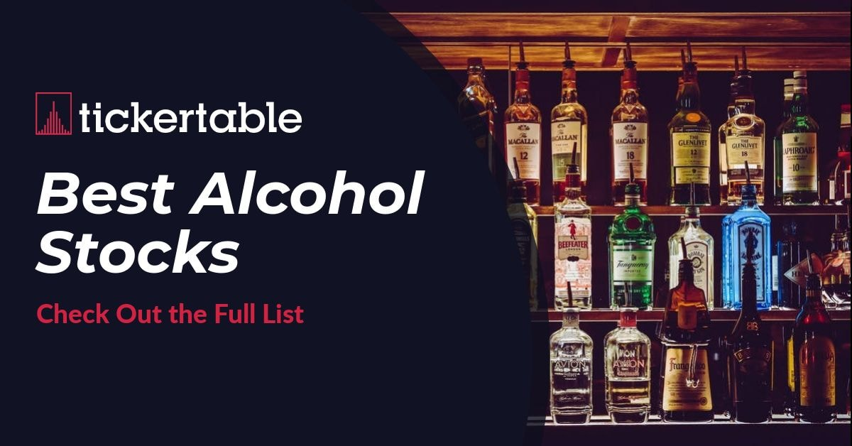 Best Alcohol Stocks