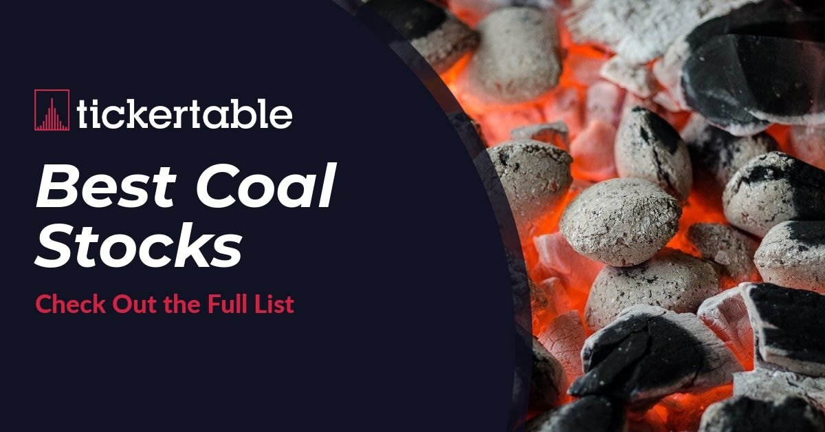 Best Coal Stocks