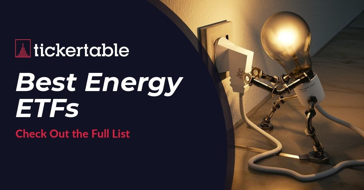 Best Energy ETFs