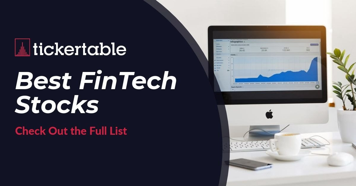 Best FinTech Stocks
