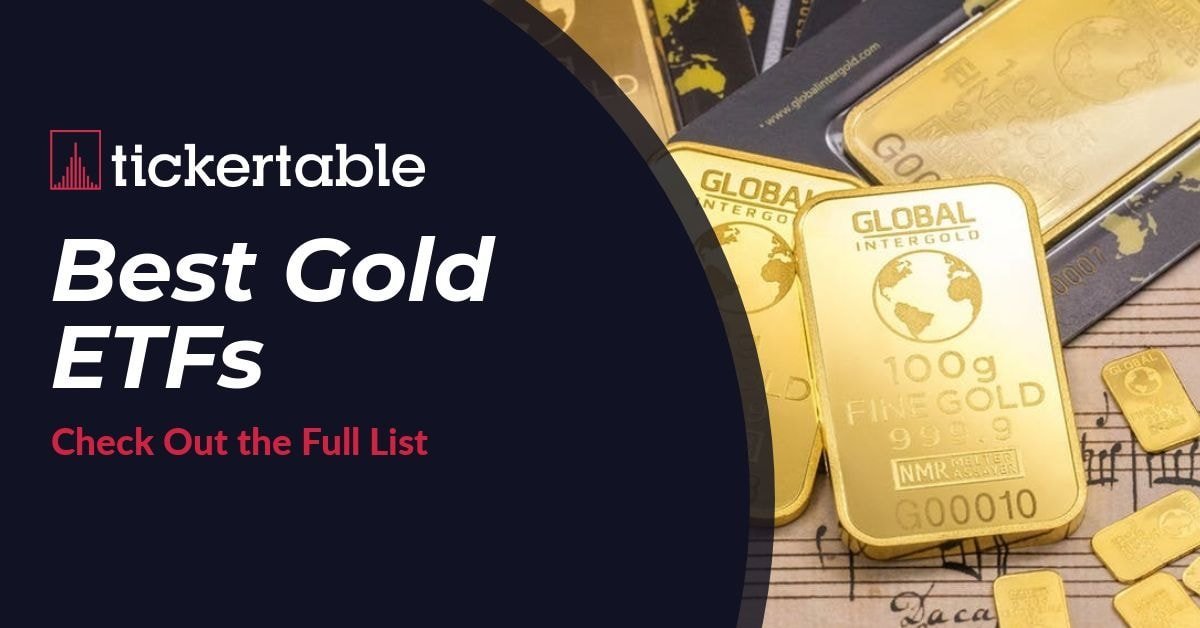 Best Gold ETFs
