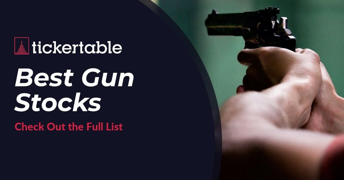 Best Gun Stocks
