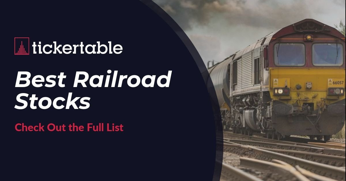 Best Railroad Stocks