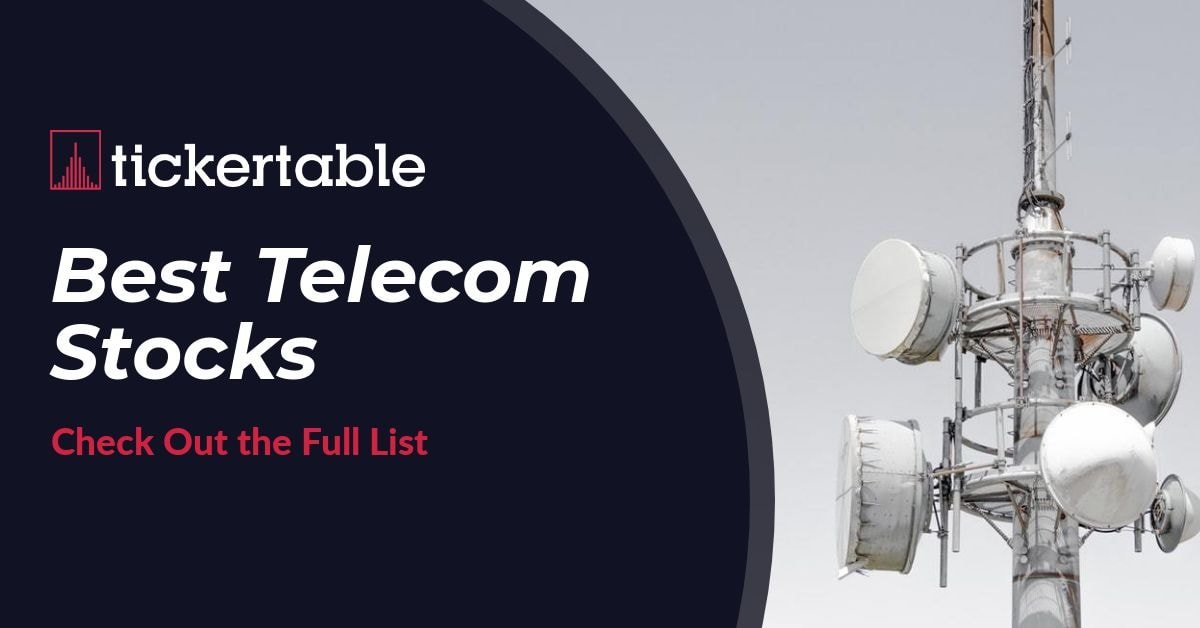 Best Telecom Stocks