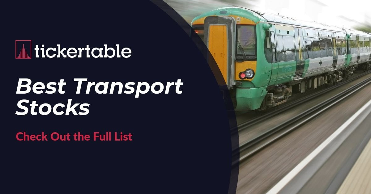 Best Transport Stocks